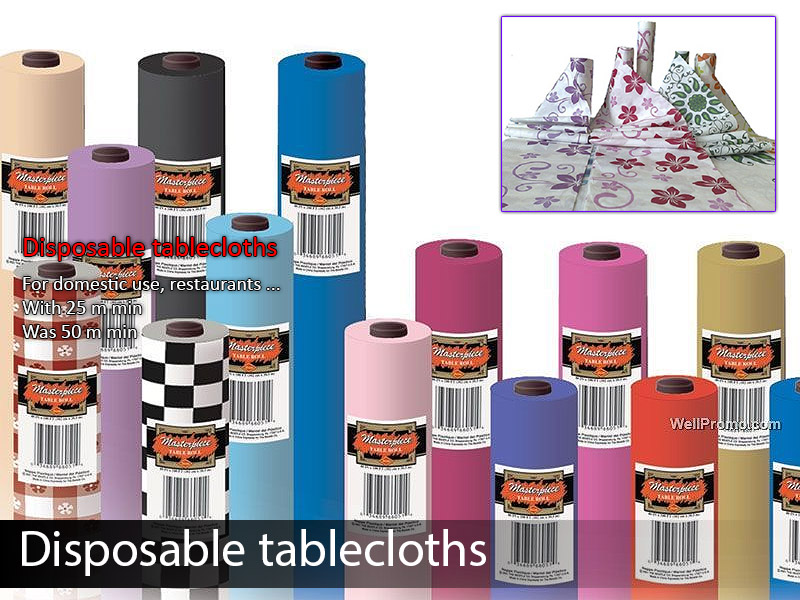 Disposable Tablecloths